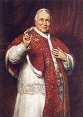 A Encíclica Ineffabilis Deus, do Papa Pio IX, definiu o dogma.