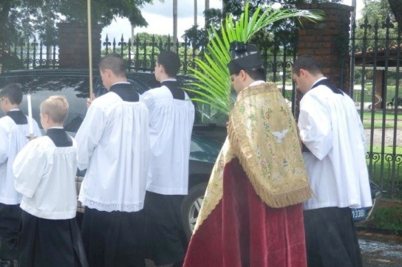Domingo de Ramos (Pe. Daniel)18