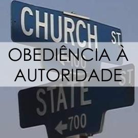 autoridade e obediência