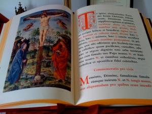 Missal Rubricas