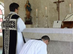 Orações iniciais