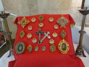 Altar das Relíquias