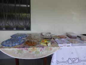 A mesa antes da crianças - e dos adultos, também - chegarem 2