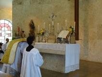 Orações ao pé do altar: confiteor do sacerdote