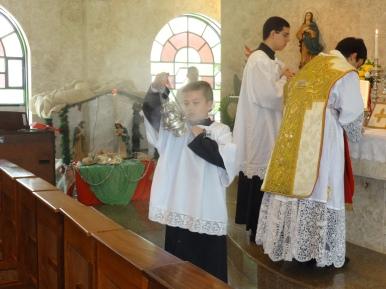 Incensação dos fiéis