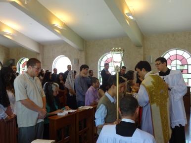 Comunhão dos fiéis 2