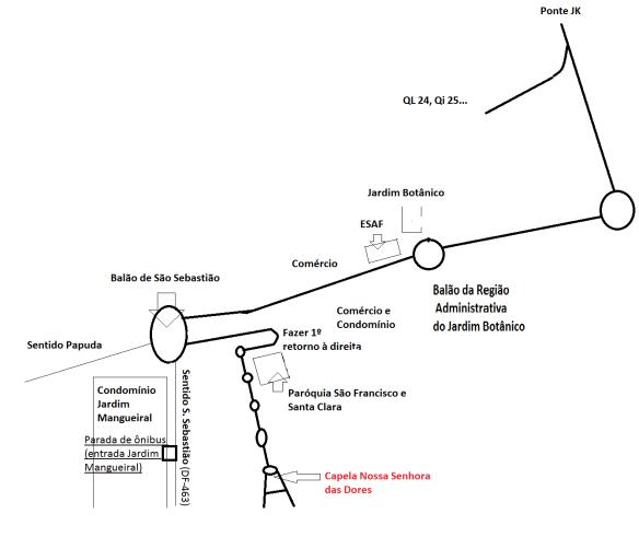 Mapa Capela Julho 2014 JK