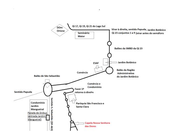 Mapa Capela Julho2014