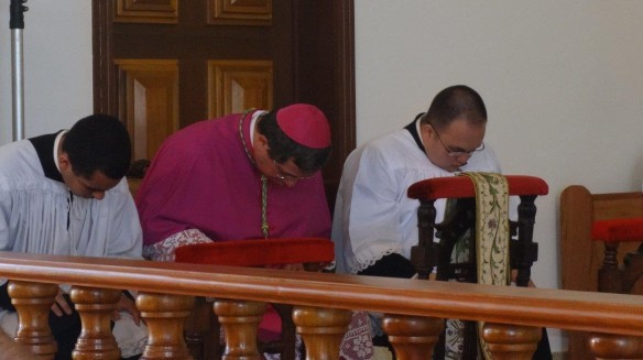 Inclinação do Bispo