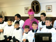 Crisma e Missa Prelatícia52
