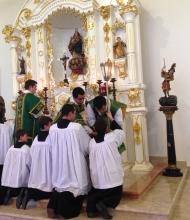 IX Domingo depois de Pentecostes 12
