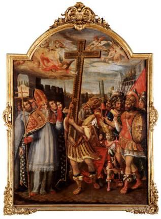 Exaltation-de-la-sainte-croix-par-heraclius