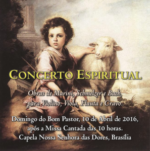 Concerto Espiritual 2016